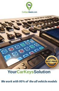 CarKeysGeeks Car Keys replacement,